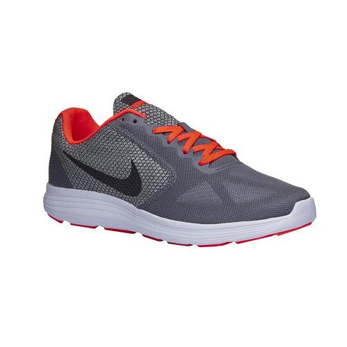 Scarpe sportive da uomo nike, grigio, 809-6322 - 13