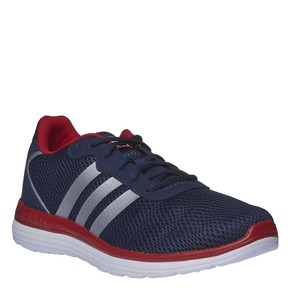 Sneakers sportive da uomo adidas, blu, 809-9117 - 13