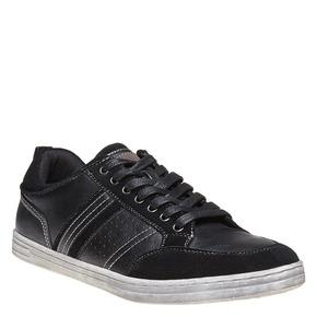 Sneakers nere da uomo bata, nero, 841-6404 - 13