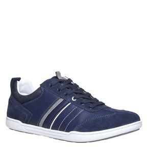 Sneakers informali da uomo bata, viola, 841-9633 - 13