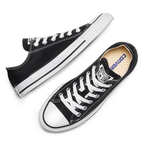 Sneakers da donna converse, nero, 589-6279 - 26