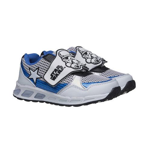 Sneakers Star Wars da bambino, bianco, 319-1209 - 26