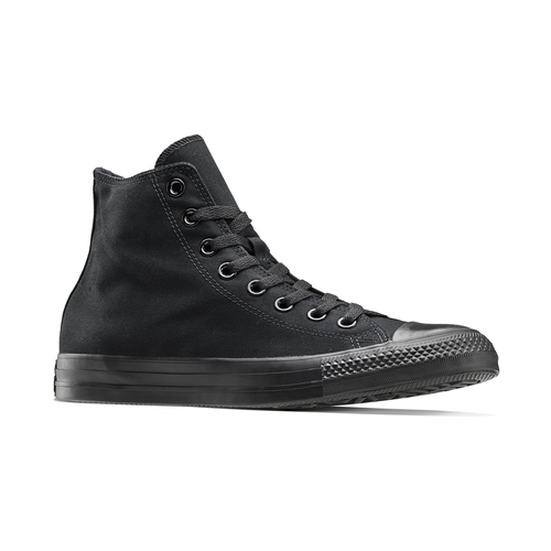 Sneakers da uomo alla caviglia converse, nero, 889-6678 - 13