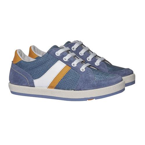 Sneakers informali da bambino flexible, viola, 311-9216 - 26