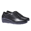 Sneakers Donna sundrops, nero, 524-6499 - 26