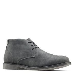 Scarpe uomo bata, grigio, 843-2380 - 13