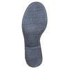 Scarpe basse da donna con tacco basso bata, nero, 521-6325 - 26