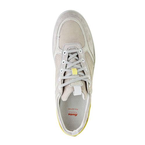 sneaker uomo flexible, beige, 846-2640 - 19