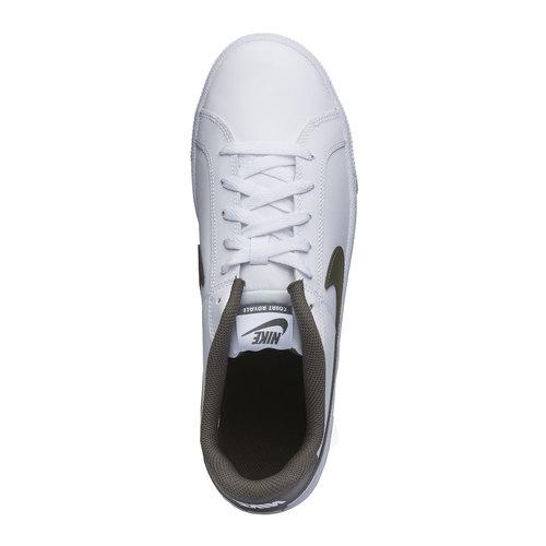 Sneakers informali da uomo nike, bianco, 801-1336 - 19