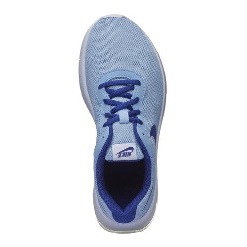 Sneakers Nike di colore blu nike, blu, 409-9957 - 19