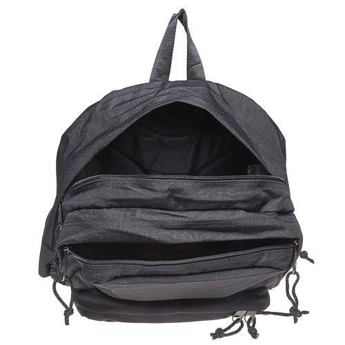 Zaino nero eastpack, nero, 999-6650 - 15