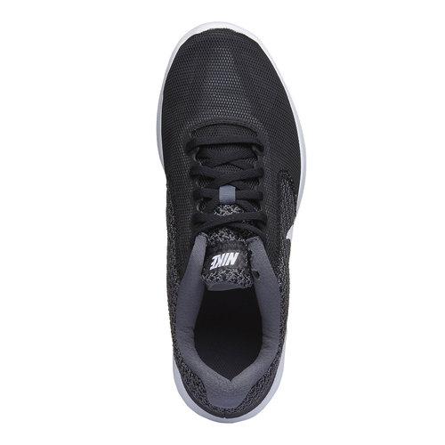 Sneakers sportive da donna nike, nero, 509-6220 - 19