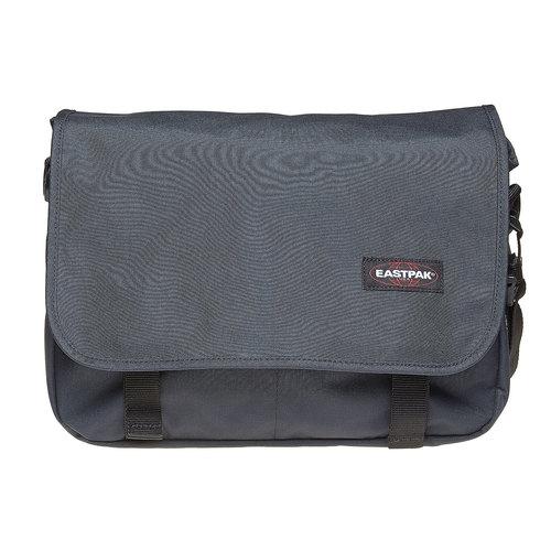 Borsa a tracolla eastpack, grigio, 999-9951 - 17