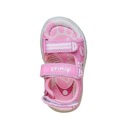 sandalo bimba primigi, rosa, 161-5103 - 19