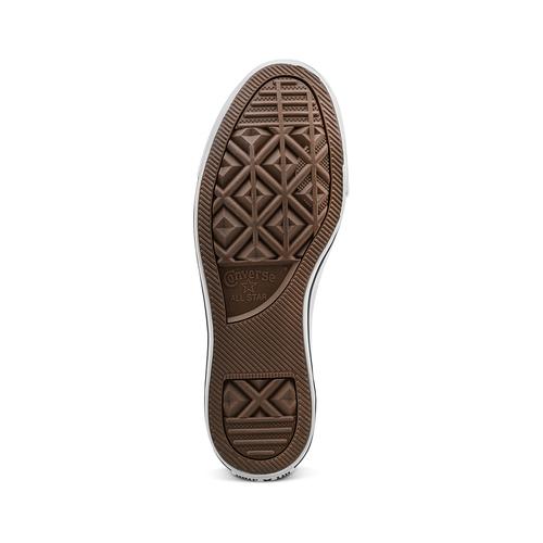 Sneakers da donna converse, nero, 589-6279 - 19