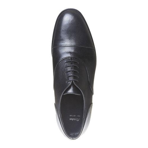 Scarpa bassa uomo bata, nero, 824-6503 - 19