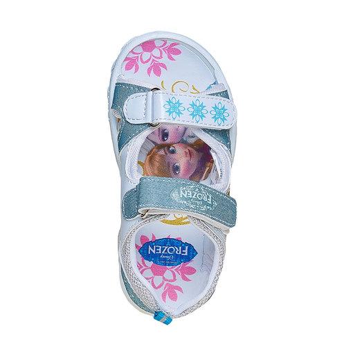 Sandali per bambina Frozen, bianco, 261-9150 - 19
