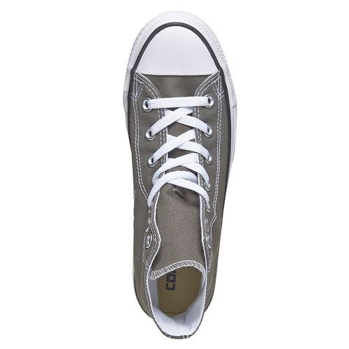 Sneakers da donna alla caviglia converse, grigio, 589-2278 - 19