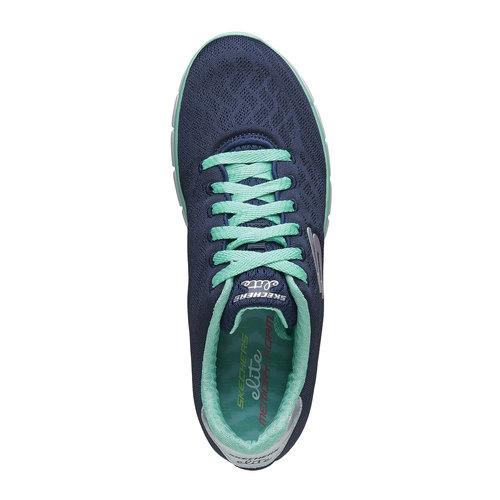 Sneakers sportive da donna skechers, viola, 509-9659 - 19