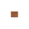 Portafoglio da uomo in pelle con cuciture bata, marrone, 944-3146 - 26