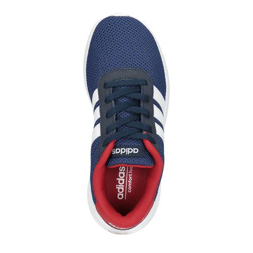 Sneakers da bambino dal taglio sportivo adidas, blu, 309-9141 - 19