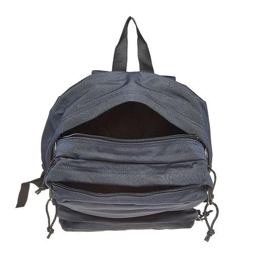Zaino in tessuto eastpack, blu, 999-9650 - 15