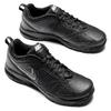 Sneakers sportive in pelle nike, nero, 804-6572 - 19