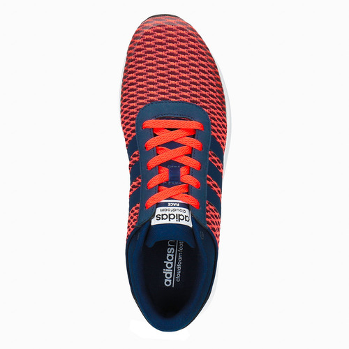 Sneakers da uomo adidas, arancione, 809-5822 - 19