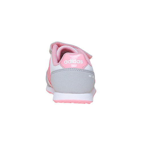 Sneakers sportive da bambina adidas, bianco, 101-1113 - 17