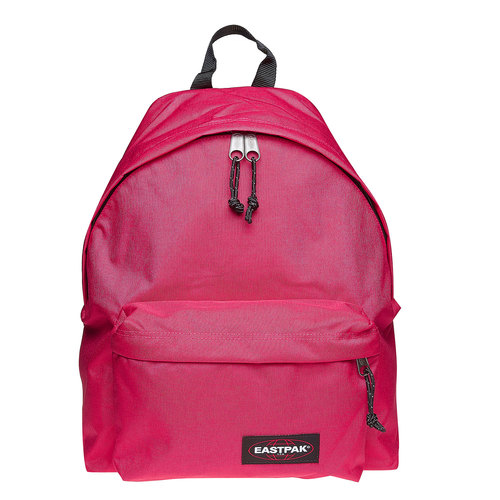 Zaino in tessuto di colore rosa eastpack, rosa, 999-5747 - 17