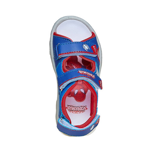 Sandali per bambino con Spiderman spiderman, blu, 261-9151 - 19