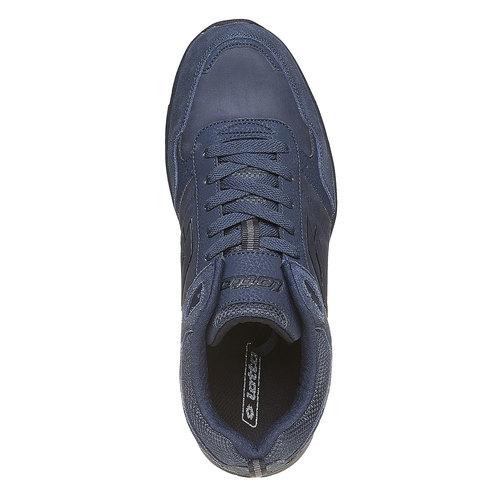Sneakers sportive da uomo lotto, viola, 803-9454 - 19