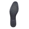 Scarpe basse da uomo in stile Derby, nero, 824-6646 - 26