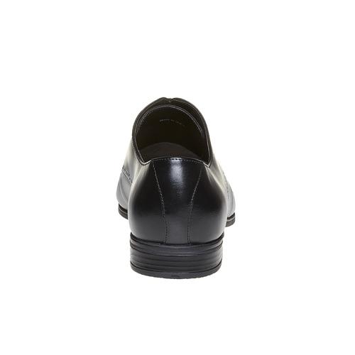 Scarpe basse da uomo in stile Derby, nero, 824-6646 - 17
