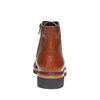 Scarpe da donna alla caviglia bata, marrone, 594-3108 - 17