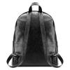 Zaino con borchie in metallo bata, nero, 961-6855 - 26
