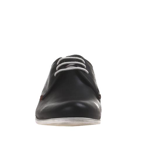 Calzatura Uomo bugatti, nero, 824-6880 - 16