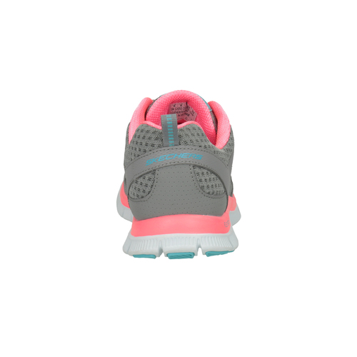 Sneakers sportive da donna skechers, grigio, 509-2352 - 17