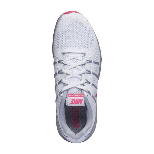 Sneakers da donna Nike nike, bianco, 509-1339 - 19