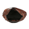 Borsetta Hobo in pelle bata, marrone, 964-4233 - 15