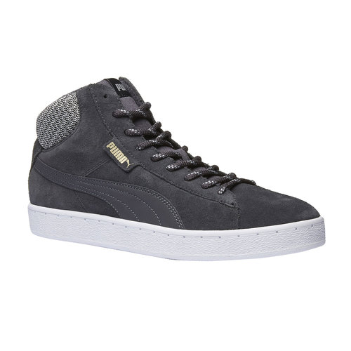 Calzatura sportiva puma, grigio, 803-2314 - 13