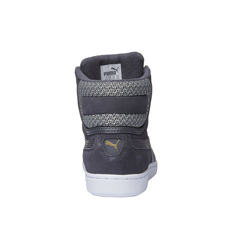 Calzatura sportiva puma, grigio, 503-2318 - 17