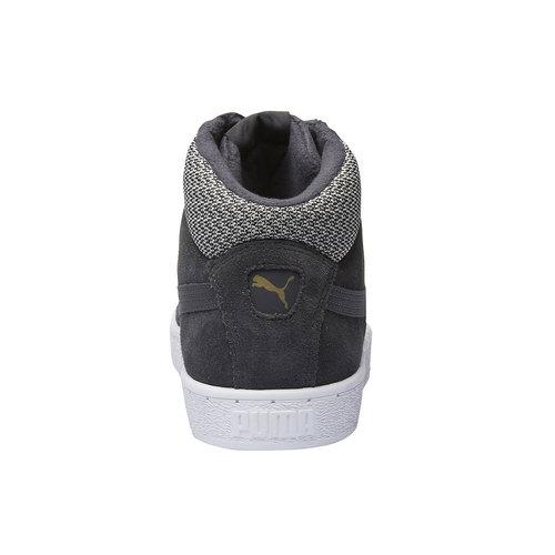 Calzatura sportiva puma, grigio, 803-2314 - 17