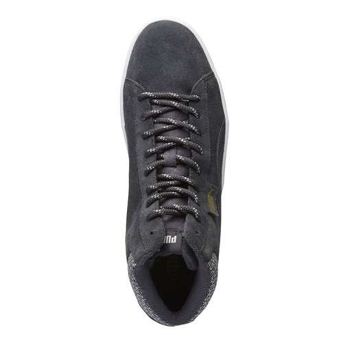 Calzatura sportiva puma, grigio, 803-2314 - 19