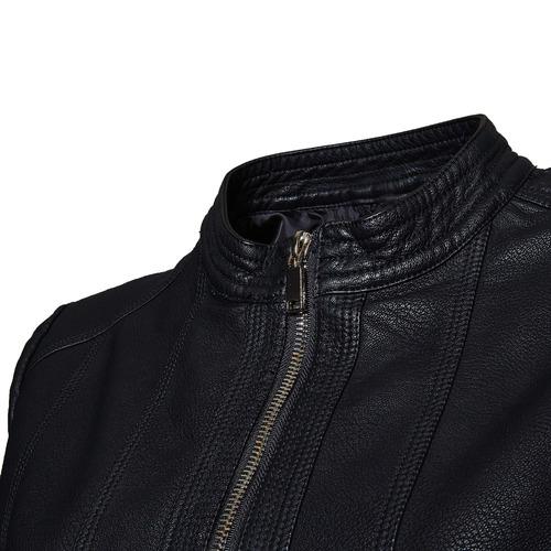 Giacca da donna con cuciture bata, nero, 971-6179 - 16