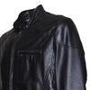 Giacca da uomo in pelle bata, nero, 974-6167 - 16