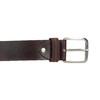 Cintura in pelle marrone bata, marrone, 954-3106 - 26