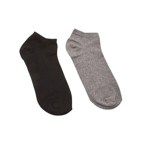 Calzini da uomo alla caviglia bata, nero, 919-6413 - 13