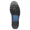 Chukka Boots da uomo in pelle bata, nero, 894-6282 - 17