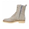 Scarpe stringate in pelle bata, grigio, 593-2106 - 19